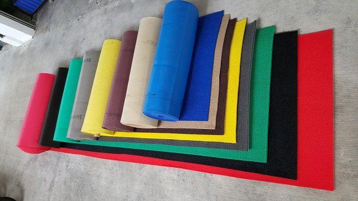 Pvc Normal Duty Coil Mat Floor Mat Floormat Supplier