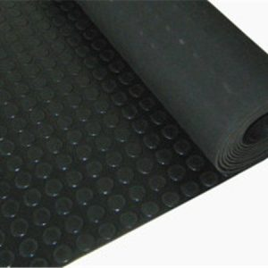 Rubber Studded Mat ( Roll Form and Standard Size)