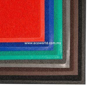 Standard PVC Coil Mat -Plain -2'x3'/3'x4'/3'x5'/4'x6'